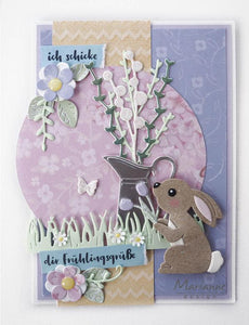 Craftables Bunny By Marleen Die
