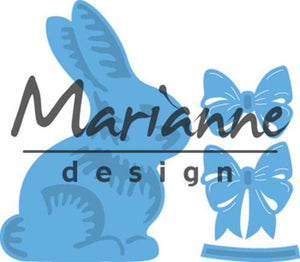Marianne Design Creatables Easter Bunny with Bow