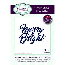 Festive Collection Merry & Bright - Christmas