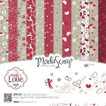 Simply Love  12x12 Paper Pad