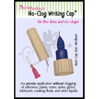 No-Clog MEDIUM Writing Cap