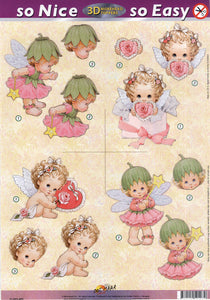 Morehead So Nice and Easy (4) - Fairy Children