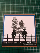 INTO THE WOODS CLEAR STAMP SET