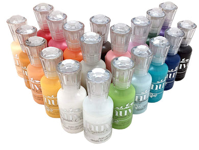 Nuvo Crystal Drops Gloss, 30ml  - Multiple Colors Available