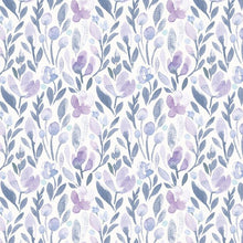 12X12 Patterned Paper, Amethyst - Gem