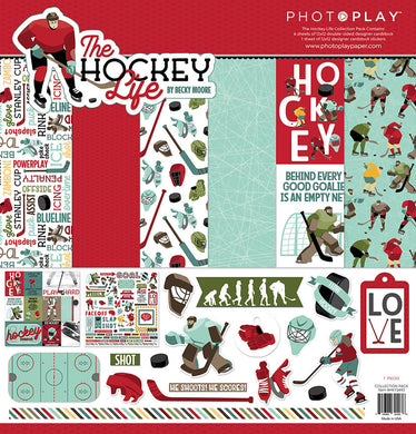 The Hockey Life, 12X12 Collection Pack