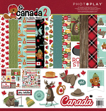 O Canada 2, 12X12 Collection Pack