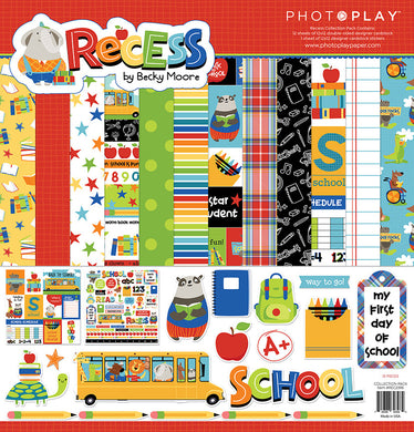 Recess, 12X12 Collection Pack