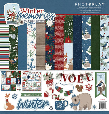 Winter Memories, 12X12 Collection Pack