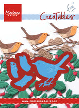 Marianne Design Creatables Tiny's Red Robin