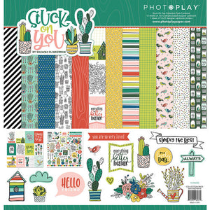 Photo Play Paper - Stuck on You Collection - 12 x 12 Collection Pack