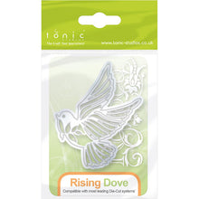 Tonic Studios - Faith Rococo Petite - Rising Dove Die Set