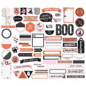 Bits & Pieces, Happy Haunting - Journal