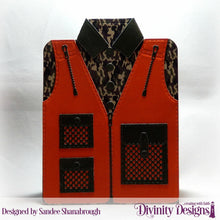 FISHING & HUNTING VEST DIES
