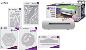 Gemini by Crafter's Companion Twin-Function Die Cutter & Embosser