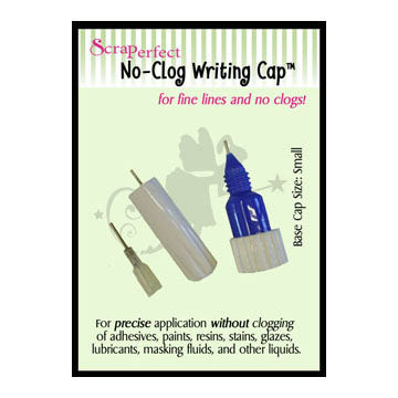 No-Clog SMALL Writing Cap
