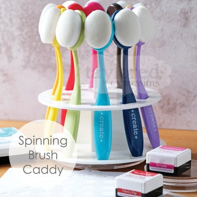 Blender Brush Storage Caddy