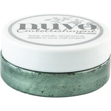 Nuvo Embellishment Mousse, Black Ash