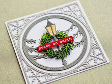 "Typewriter Holiday Sentiments clear stamp set ""BACK ORDERED"""