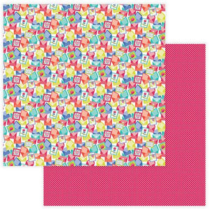 "You Had Me At Paper Collection ""Snail Mail"" 12 x 12 Double-Sided Scrapbook Paper"