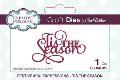 Mini Expressions Collection Tis The Season