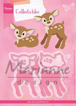Marianne Design: Collectables Die Set - Eline's Deer