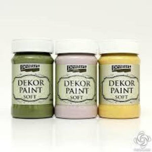 Pentart Dekor Paint Soft - 100 ml
