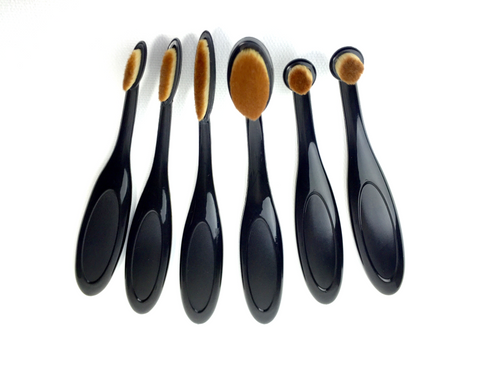 Life Changing Blender Brushes: 6-Fine Blending Assortment