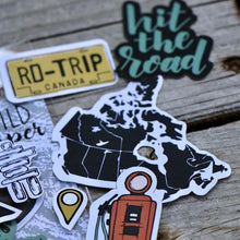 ROAD TRIP! - EPHEMERA PACK