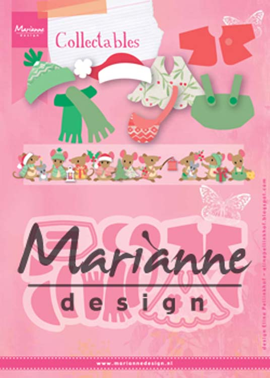Marianne Design Collectables Eline' Outfits