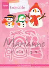 Marianne Design: Collectables Die Set - Eline's Snowman