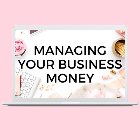 Managing Your Business Money