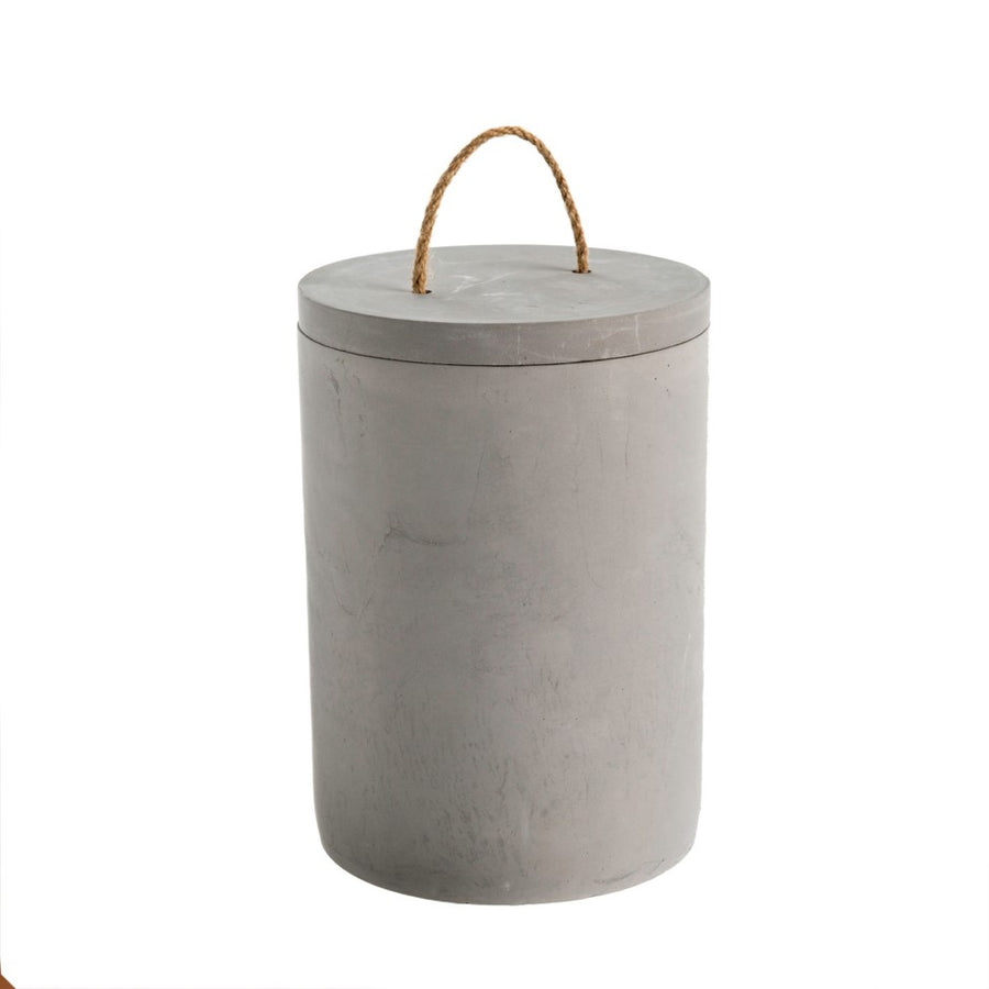 Concrete Cannister - Large