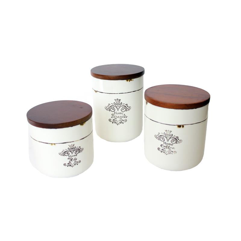 Country Style Canisters