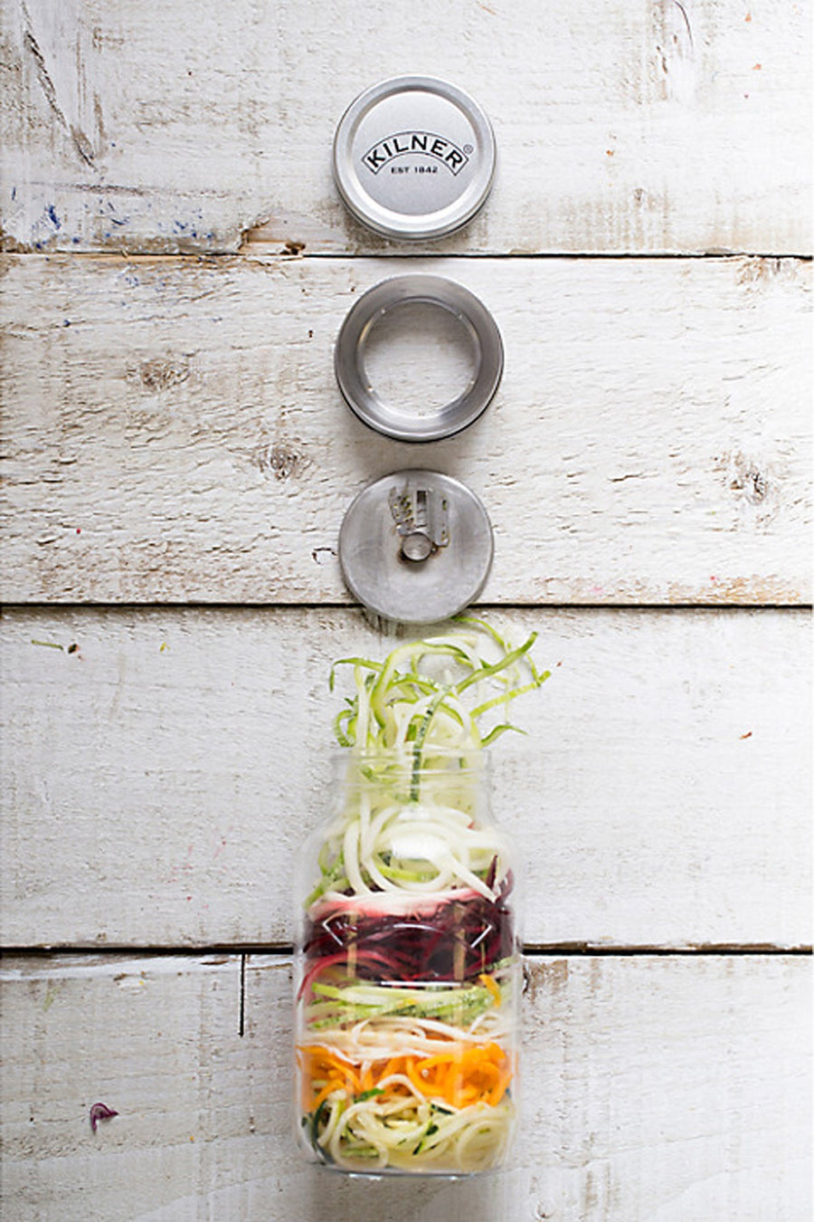 KILNER Spiralizer Set 1L