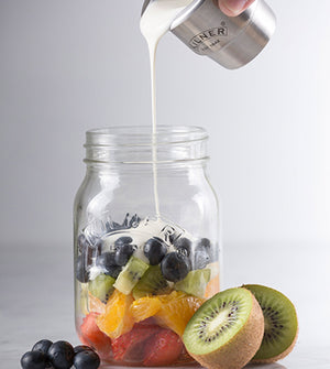 KILNER Snack-on-the-go Jar 500ml