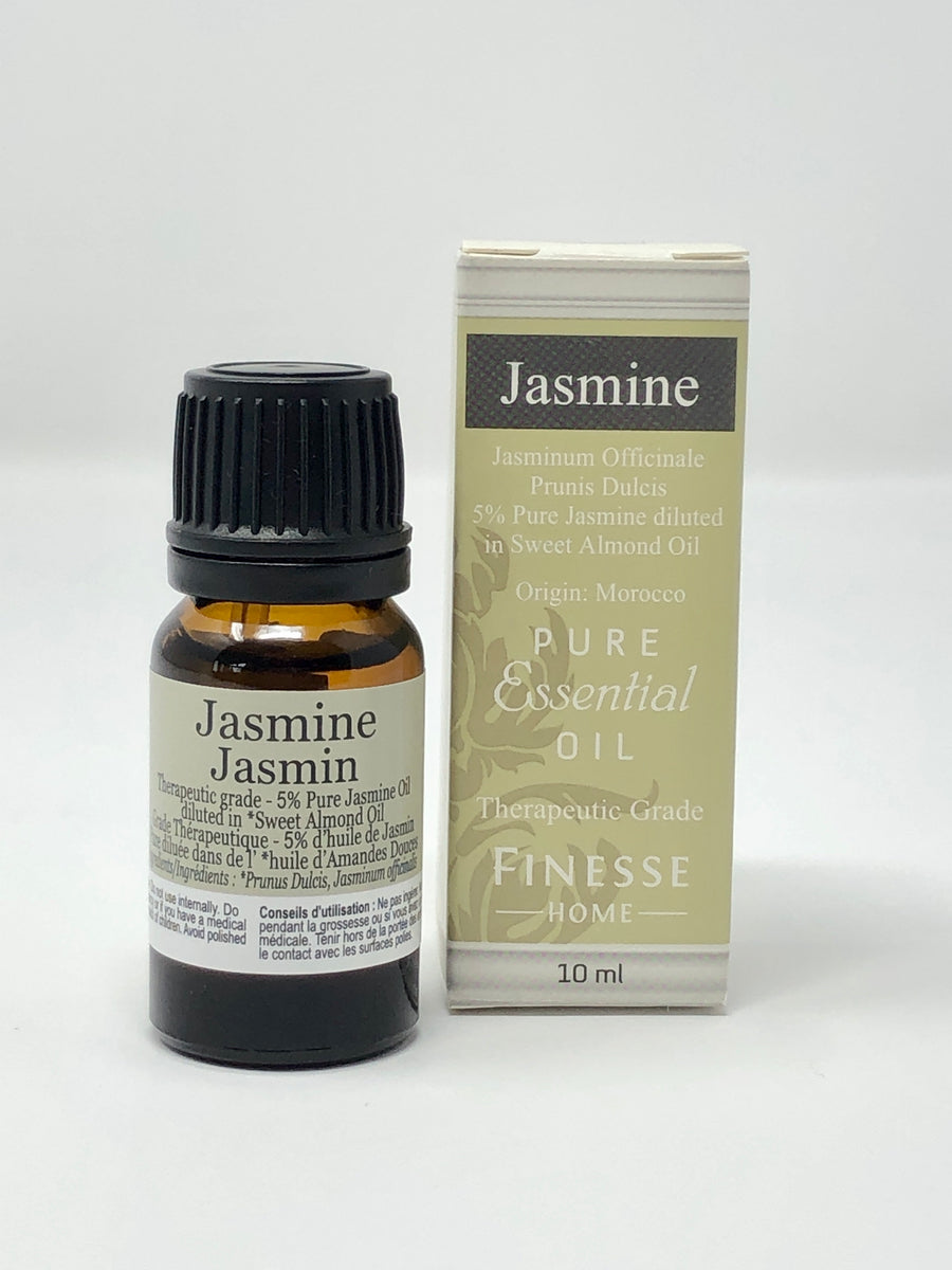 Jasmine 5% Essential Oil 10ml