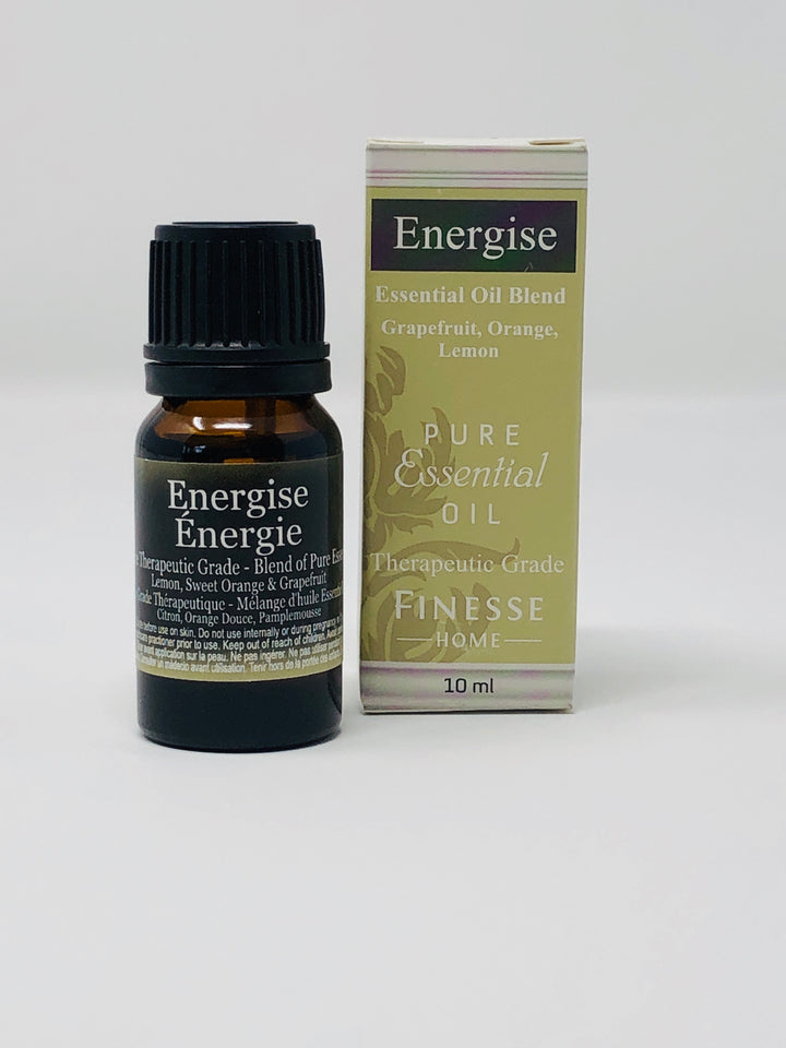 Energise Essential Oil Blend 10ml