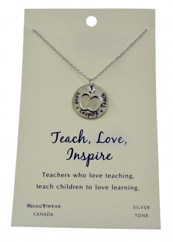 Teachers Necklace