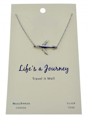 Life's a Journey Necklace