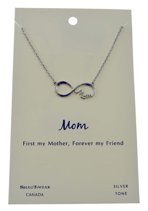 Mom Infinity Necklace