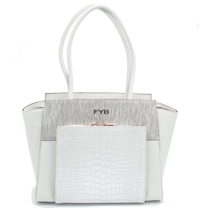 City SMART Handbag - White