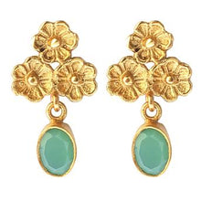 Load image into Gallery viewer, MARINGOLD CHRYSO EARRINGS