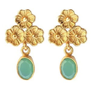 MARINGOLD CHRYSO EARRINGS