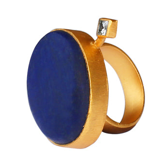 PIPPA BLUE RING