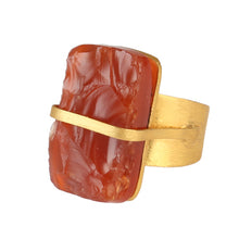 Load image into Gallery viewer, CARTAGO CARNELIAN RING