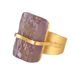 CARTAGO AMETRINE RING