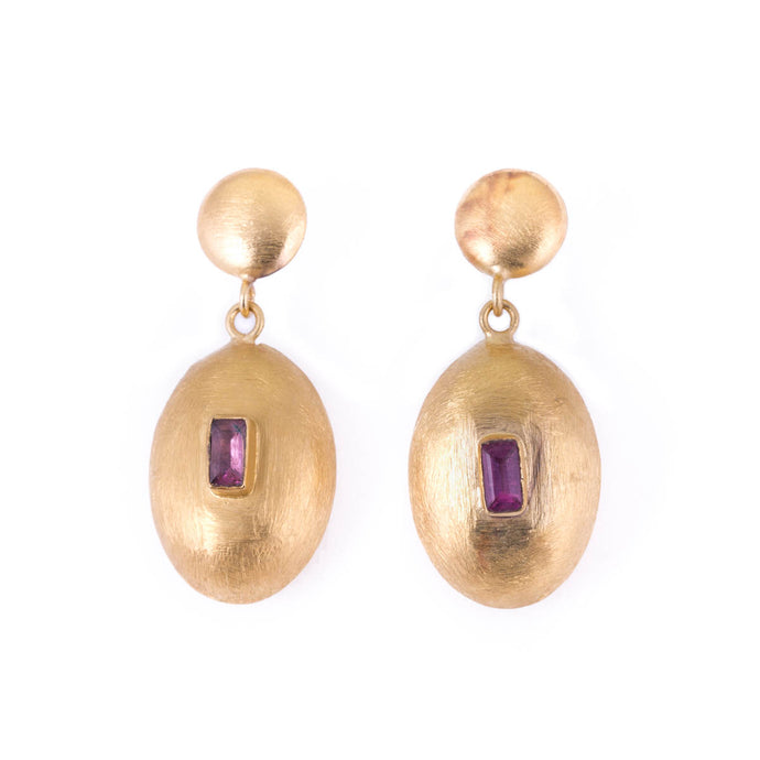 TORINO TOURMALINE EARRINGS