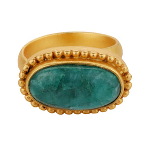 ISIS GREEN RING