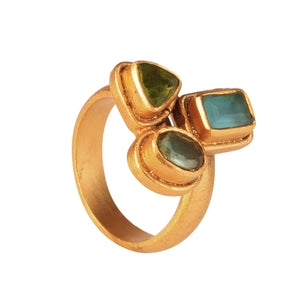 CARTAGO BLUE RING